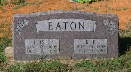 EATON, BENJAMIN FLOYD - Lawrence County, Arkansas | BENJAMIN FLOYD EATON - Arkansas Gravestone Photos