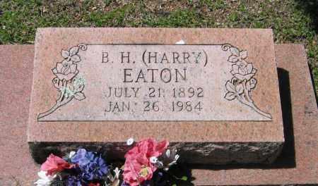 "EATON, BENJAMIN HARRISON ""HARRY"" - Lawrence County, Arkansas | BENJAMIN HARRISON ""HARRY"" EATON - Arkansas Gravestone Photos"