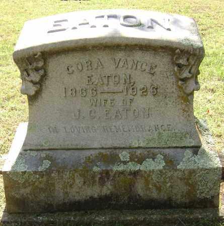 EATON, CORA S. - Lawrence County, Arkansas | CORA S. EATON - Arkansas Gravestone Photos