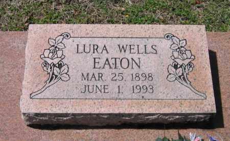 EATON, LURA THENA - Lawrence County, Arkansas   LURA THENA EATON - Arkansas Gravestone Photos
