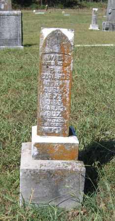 EDWARDS, WILLIAM G. - Lawrence County, Arkansas | WILLIAM G. EDWARDS - Arkansas Gravestone Photos