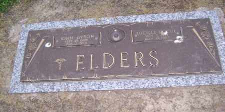 ELDERS, MD, JOHN BYRON - Lawrence County, Arkansas | JOHN BYRON ELDERS, MD - Arkansas Gravestone Photos