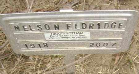 ELDRIDGE, NELSON - Lawrence County, Arkansas | NELSON ELDRIDGE - Arkansas Gravestone Photos