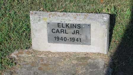ELKINS, JR., CARL - Lawrence County, Arkansas | CARL ELKINS, JR. - Arkansas Gravestone Photos