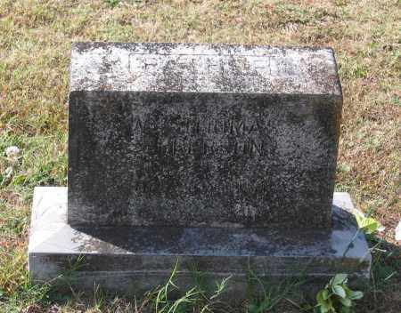 EPPERSON, WILLIAM THOMAS - Lawrence County, Arkansas | WILLIAM THOMAS EPPERSON - Arkansas Gravestone Photos