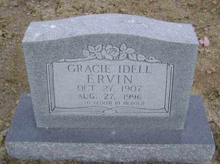 ERVIN, GRACIE IDELL - Lawrence County, Arkansas   GRACIE IDELL ERVIN - Arkansas Gravestone Photos