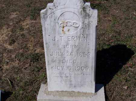 ERWIN, JAMES THOMAS - Lawrence County, Arkansas | JAMES THOMAS ERWIN - Arkansas Gravestone Photos
