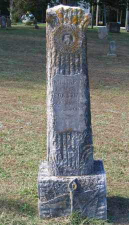 ERWIN, WILLIAM THURMAN - Lawrence County, Arkansas | WILLIAM THURMAN ERWIN - Arkansas Gravestone Photos