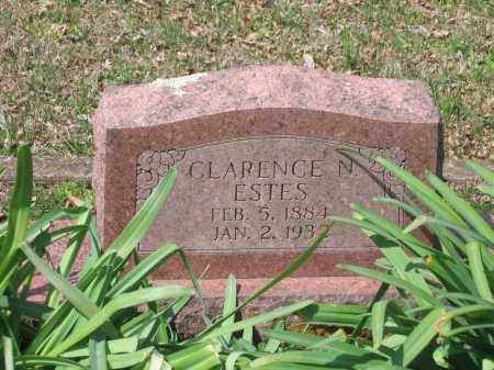 ESTES, CLARENCE NEWTON - Lawrence County, Arkansas | CLARENCE NEWTON ESTES - Arkansas Gravestone Photos
