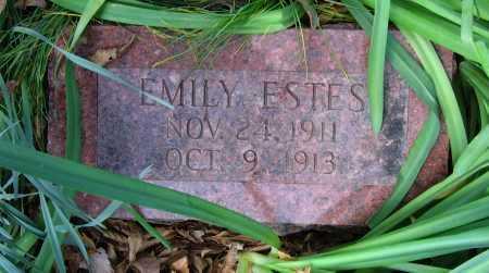 ESTES, EMILY - Lawrence County, Arkansas   EMILY ESTES - Arkansas Gravestone Photos