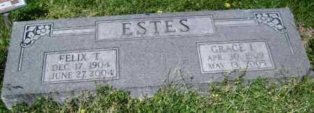 ESTES, FELIX T - Lawrence County, Arkansas   FELIX T ESTES - Arkansas Gravestone Photos