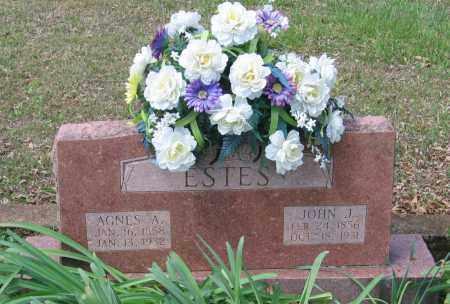 ESTES, AGNES A. - Lawrence County, Arkansas | AGNES A. ESTES - Arkansas Gravestone Photos