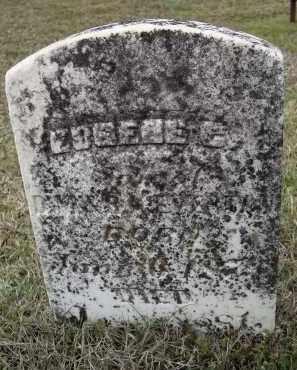 EVERTON, EUGENE C. - Lawrence County, Arkansas | EUGENE C. EVERTON - Arkansas Gravestone Photos