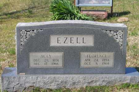 "EZELL, ASA LEE ""ACEY"" - Lawrence County, Arkansas | ASA LEE ""ACEY"" EZELL - Arkansas Gravestone Photos"