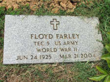 FARLEY (VETERAN WWII), FLOYD - Lawrence County, Arkansas | FLOYD FARLEY (VETERAN WWII) - Arkansas Gravestone Photos