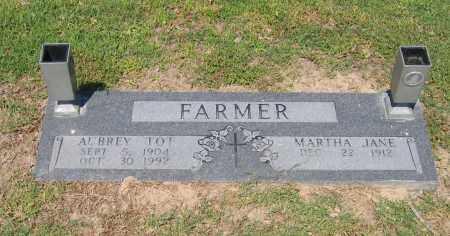 "FARMER, AUBREY ""TOT"" - Lawrence County, Arkansas   AUBREY ""TOT"" FARMER - Arkansas Gravestone Photos"