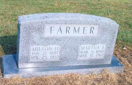 FARMER, MILTON H. - Lawrence County, Arkansas | MILTON H. FARMER - Arkansas Gravestone Photos