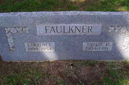 TODD FAULKNER, TADDIE MAMIE - Lawrence County, Arkansas | TADDIE MAMIE TODD FAULKNER - Arkansas Gravestone Photos