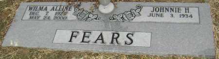CHESSER, WILMA ALLINE - Lawrence County, Arkansas | WILMA ALLINE CHESSER - Arkansas Gravestone Photos