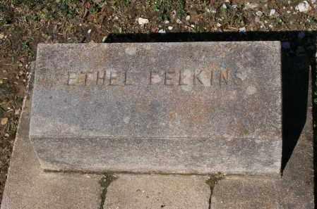 FELKINS, ETHEL - Lawrence County, Arkansas   ETHEL FELKINS - Arkansas Gravestone Photos