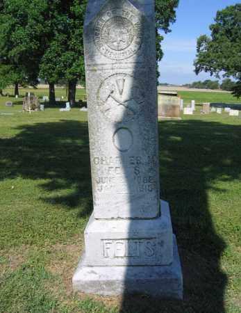 FELTS, CHARLES M. - Lawrence County, Arkansas | CHARLES M. FELTS - Arkansas Gravestone Photos