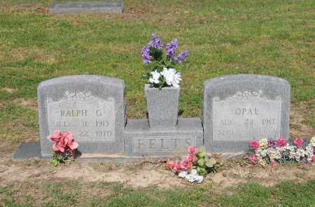FELTS, ALICE OPAL - Lawrence County, Arkansas | ALICE OPAL FELTS - Arkansas Gravestone Photos