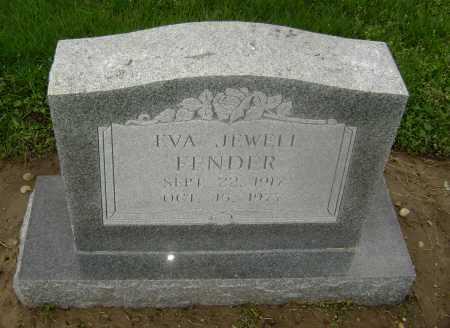 FENDER, EVA JEWELL - Lawrence County, Arkansas | EVA JEWELL FENDER - Arkansas Gravestone Photos