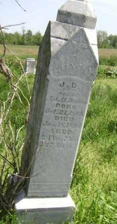 BARHAM, JAMES D. - Lawrence County, Arkansas | JAMES D. BARHAM - Arkansas Gravestone Photos