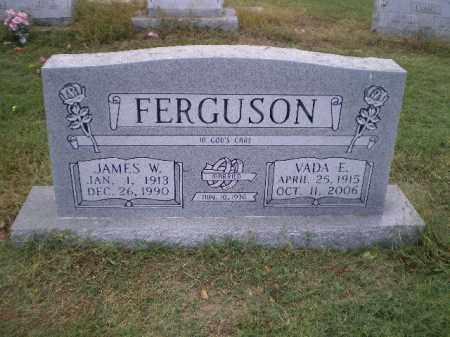 EVANS FERGUSON, VADA - Lawrence County, Arkansas | VADA EVANS FERGUSON - Arkansas Gravestone Photos