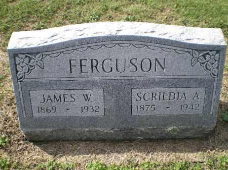 FERGUSON, SCRILDIA A. - Lawrence County, Arkansas | SCRILDIA A. FERGUSON - Arkansas Gravestone Photos