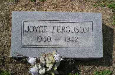 FERGUSON, JOYCE L. - Lawrence County, Arkansas | JOYCE L. FERGUSON - Arkansas Gravestone Photos