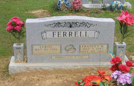 FERRELL, FRANCES QUEEN M. - Lawrence County, Arkansas | FRANCES QUEEN M. FERRELL - Arkansas Gravestone Photos