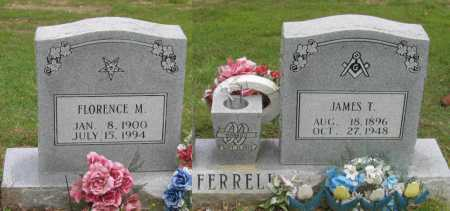FERRELL, JAMES T. - Lawrence County, Arkansas | JAMES T. FERRELL - Arkansas Gravestone Photos