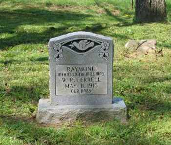 FERRELL, RAYMOND - Lawrence County, Arkansas | RAYMOND FERRELL - Arkansas Gravestone Photos