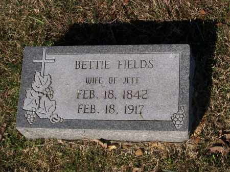 "PRICE FIELD, ELIZABETH E. ""BETTIE"" - Lawrence County, Arkansas 