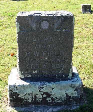 MOORE FIELD, LAURA CATHERINE - Lawrence County, Arkansas | LAURA CATHERINE MOORE FIELD - Arkansas Gravestone Photos