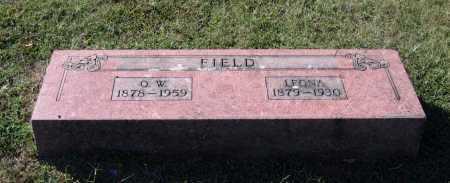 "FIELD, ORESTES WASHINGTON ""O. W."" - Lawrence County, Arkansas | ORESTES WASHINGTON ""O. W."" FIELD - Arkansas Gravestone Photos"