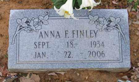 FINLEY, ANNA FAY - Lawrence County, Arkansas | ANNA FAY FINLEY - Arkansas Gravestone Photos
