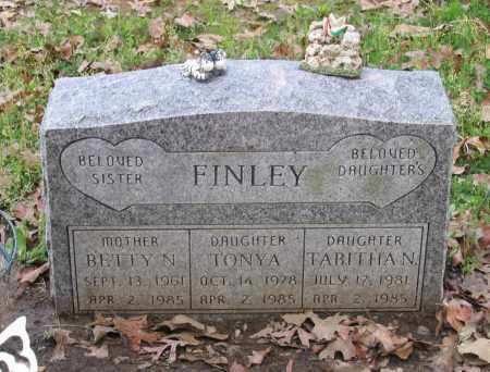 FINLEY, TONYA RENAE - Lawrence County, Arkansas | TONYA RENAE FINLEY - Arkansas Gravestone Photos