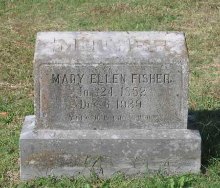 FISHER, MARY ELLEN - Lawrence County, Arkansas   MARY ELLEN FISHER - Arkansas Gravestone Photos