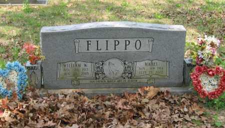 JONES FLIPPO, MABEL - Lawrence County, Arkansas | MABEL JONES FLIPPO - Arkansas Gravestone Photos