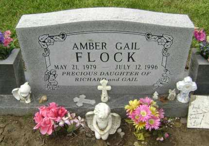 FLOCK, AMBER GAIL - Lawrence County, Arkansas | AMBER GAIL FLOCK - Arkansas Gravestone Photos