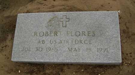 FLORES  (VETERAN), ROBERT - Lawrence County, Arkansas   ROBERT FLORES  (VETERAN) - Arkansas Gravestone Photos