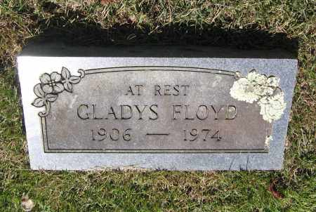 FLOYD, GLADYS - Lawrence County, Arkansas | GLADYS FLOYD - Arkansas Gravestone Photos