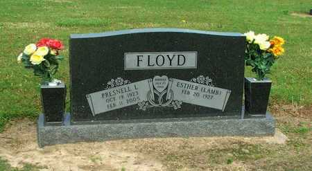 FLOYD (VETERAN WWII), PRESNELL L. - Lawrence County, Arkansas | PRESNELL L. FLOYD (VETERAN WWII) - Arkansas Gravestone Photos