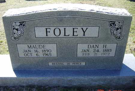 "FOLEY, DANIEL HARRISON ""DAN H."" - Lawrence County, Arkansas 