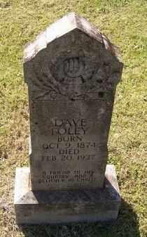 "FOLEY, DAVID KNED ""DAVE"" - Lawrence County, Arkansas | DAVID KNED ""DAVE"" FOLEY - Arkansas Gravestone Photos"