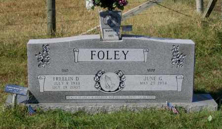 FOLEY, FREELIN DEWON - Lawrence County, Arkansas | FREELIN DEWON FOLEY - Arkansas Gravestone Photos