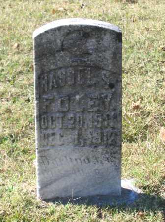 FOLEY, HASSEL S. - Lawrence County, Arkansas | HASSEL S. FOLEY - Arkansas Gravestone Photos