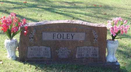 FOLEY, EUNICE ALBERTA - Lawrence County, Arkansas | EUNICE ALBERTA FOLEY - Arkansas Gravestone Photos
